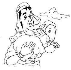 ME ABURRE LA RELIGIÓN: La oveja perdida. Actividades