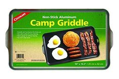 Coghlan's Two Burner Non-Stick Camp Griddle 16.5 x 10-Inches