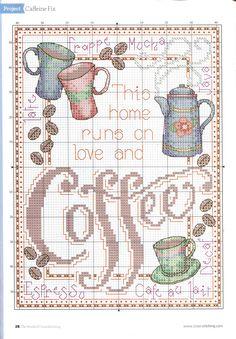 Coffee sampler