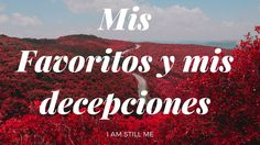 Mis Favoritos y ms decepciones / Favorites and dissapointes...as a spoonie! - YouTube