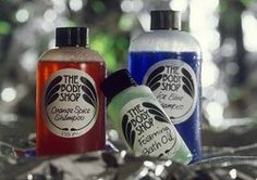 Blast from the past Found some old school Dewberry products and started having a nostalgic moment. What are your favourite memories of The Body Shop and our products?