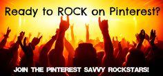 FB Pinterest group run by Pinterest rockstar