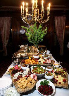 Aldredge House Catering Dallas