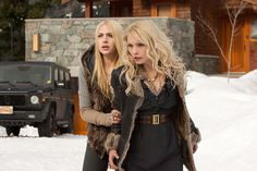 """First look! Asey LaBow and MyAnna Buring star in """"The Twilight Saga: Breaking Dawn Part 2"""". #ETCanada Photo: Andrew Cooper, SMPSP. © 2011 Summit Entertainment, LLC"""