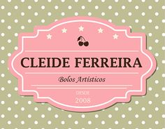 """Check out new work on my @Behance portfolio: """"Logo Project: Cleide Ferreira Cake Designer"""" http://be.net/gallery/47836825/Logo-Project-Cleide-Ferreira-Cake-Designer"""