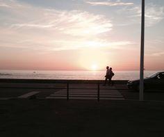 Sunset,Portugal,Vila Do Conde 2014