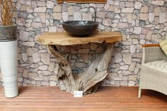 Waschbecken Unterschrank Waschtisch Unterbau Teak Holz massiv Bad Schrank Möbel in Heimwerker, Bad & Küche, Badkeramik | eBay!