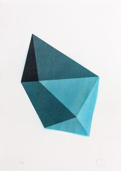 geometric poster series
