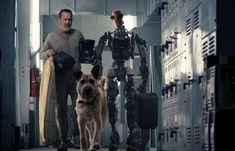 El estreno de una nueva película protagonizada por Tom Hanks, es éxito seguro. Y ése estreno lo podremos ver en... Sci Fi Movies, Comedy Movies, Movie Tv, Apple Tv, Turner And Hooch, Robot Picture, Tom Hanks Movies, Amblin Entertainment, Sundance Film
