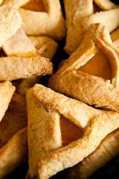 Purim- Hamantashen pastries