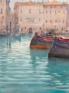 joseph zbukvic watercolour