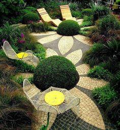 modern landscape architecture garden decoration ideas