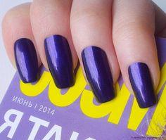 Лак для ногтей Eva Mosaic Fashion Color - Оттенок: 156 (два слоя)