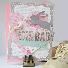 sweet little baby // Kathy Martin