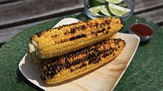NYT Cooking: Grilled Corn, Mexican Style
