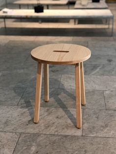 The full spectrum of the Scandinavian interior decoration style was present at the Stockholm Furniture & Light Fair 2019. We listed the current interior trends and four of the most inspiring exhibitions | Design Stories #stockholmfurniturefair #designtrends #interiordesign #scandinaviandesign #woodenstool #harrikoskinen #iwatemo