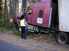 LiveLeak com - Truck Crash   Big Rigs   Pinterest   Trucks
