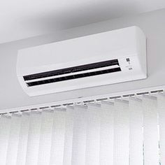 Room Size Wall Mounted Air Conditioner Heater Bing
