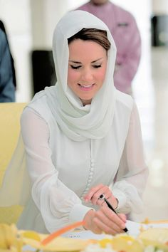 Kate Middleton in Malaysia.