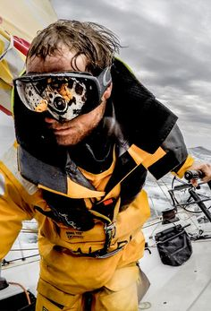 What to wear for Ocean Sailing | MUSTO