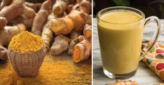 7 000 Studies Confirm Turmeric Can Change Your Life Here are 7 Amazing Ways to Use It Turmeric was dubbed the golden spice thanks to its color but also its amazing health benefits. The spice is commonly used in the Asian cuisine [. Turmeric Juice, Turmeric And Honey, Turmeric Smoothie, Turmeric Recipes, Turmeric Health Benefits, Ground Turmeric, Smoothie Curcuma, Healthy Drinks, Healthy Recipes