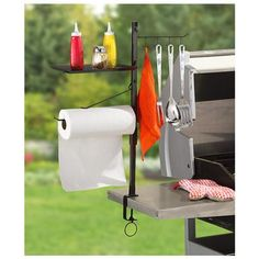 """Campsite Organizer <3 Click here: https://www.facebook.com/bound4burlingame and """"LIKE"""" to get camping tips/ideas/deals on your facebook newsfeed."""