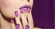 Gel File and Polish on Hands or Feet or Gel Polish on Hands and Feet at VIP Salon Snacks For Work, Healthy Work Snacks, Healthy Food Choices, Henna, Stronger Teeth, Calcium Rich Foods, Color Lila, Purple Lips, Healthy Brain