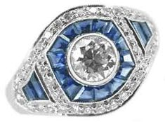 Image result for art deco jewels