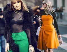 SS 2016 Paris Couture Fashion Week Street Style
