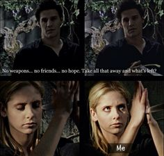 Buffy The Vampire Slayer - I always did like this scene.
