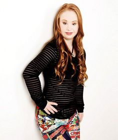 Teen With Down Syndrome Is Determined To Become A Model