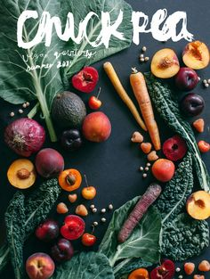 Summer 2015 free preview by Chickpea Vegan Quarterly - issuu