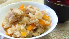Chicken & Carrots Seasoned Rice