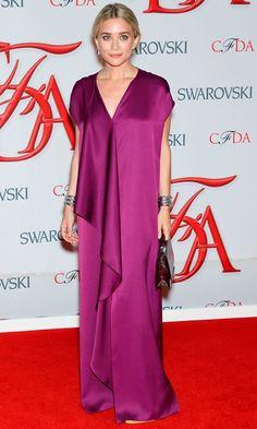 Ashley Olsen At The CFDA Fashion Awards 2012