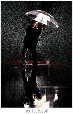 Rain Photo: Let Nothing Rain on Your Parade