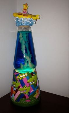 Beatles Lava Lamp!  You must find this for Andrew!!!