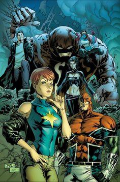 Universo HQ: EXCALIBUR (MARVEL COMICS)