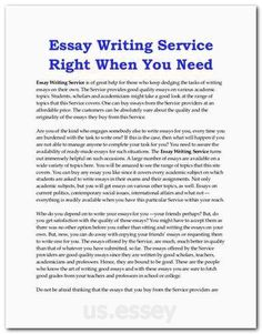 Pay To Do Assignment Best Custom Essay Writing Service Written