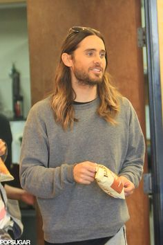Is it just us or is Jared Leto even hotter now that he's an Oscar winner??