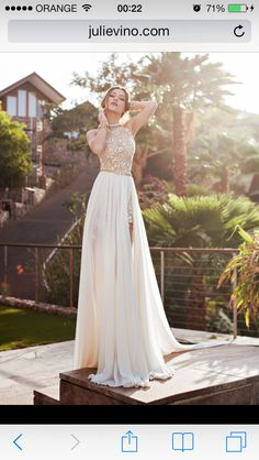 Cheap Beaded Beach Sexy Wedding Dress 2016 Chiffon A Line Wedding Gown Robe De Mariage Casamento vestido de noiva 2016 Wedding Dresses 2014, Grad Dresses, Beach Dresses, Homecoming Dresses, Wedding Gowns, Bridesmaid Dresses, Dress Beach, Maxi Dresses, Dress Prom