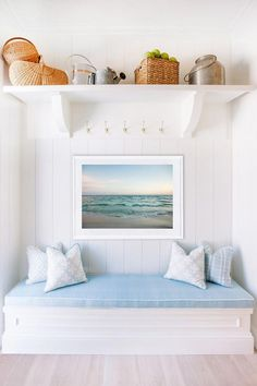 You can enhance the natural beauty of your home with beach house decorating ideas. Coastal Decor like beach art and furniture. Decor, House Styles, Home Decor Styles, Beach House Interior, Interior, House, Beach Cottage Decor, Home Decor, House Interior