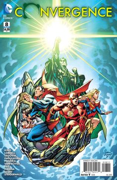 All the heroes of the DC Universe unite to face a crisis of infinite proportions - but when all is done, there can be only one reality. But will even that survive the battle?