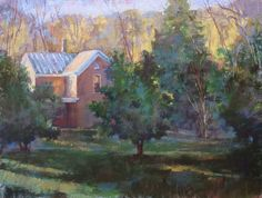 Pastel and Oil paintings by D. Shortt