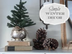 Simple Winter Decor Ideas Winter Home Decor, Winter House, Holiday Decor, Mohawk Home, Wall Decor, Wall Art, Home Decor Inspiration, Decor Ideas, Quote Prints