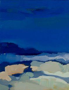 Winter in the Bay by Zoe Pawlak