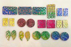 Sj Designs Jewelry: Fun with the BIGkick and Vintaj Patinas!