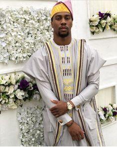 Nigerian Native Attire Styles For Men [Updated May African Wear Styles For Men, African Wear Dresses, African Clothing For Men, African Shirts, African Attire, African Clothes, African Style, African Inspired Fashion, African Men Fashion