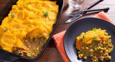 Need an easy mid-week dinner? Make this tasty Pumpkin Topped Beef Cottage Pie by New Idea Magazine!  #pie #dinner #recipe