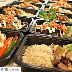 """Easiest #mealprep ever! Use @f.itmeals and relax on #mealprepsunday  Use my code COOPERE10 to save on your order!  #Repost @f.itmeals with @repostapp.  .  The Right nutrition is very Important. Well balance in nutrients and the right portion sizes. Its not about """"a diet"""". Its a lifestyle. . At @f.itmeals we bring you a variety of items that fit into anyones goals. From staying fit to reaching that next level on a competition level. We are here to help. Take control over your nutrition today…"""