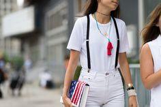 10 Perfect White T-Shirts
